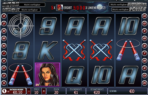 william hill online casino slot daredevil