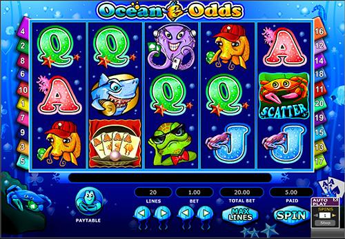 ocean odds online slot im 888
