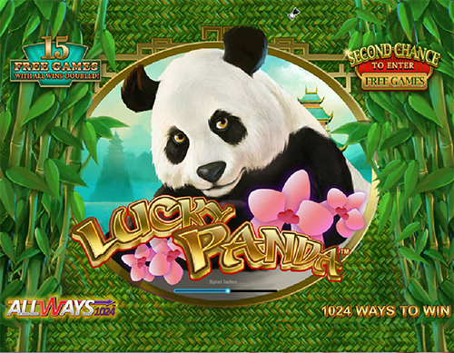online slot lucky panda im william hill casino