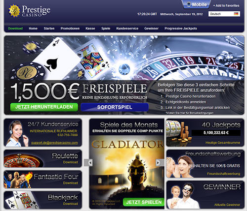 online spielen im casino